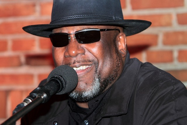 Bluesman, Singer & Songwriter / Big Daddy Wilson in Borken